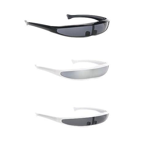 NON Sharplace 3X Gafas de Sol Visera Lente Color Cyclops ...