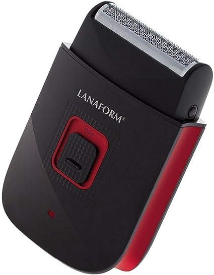 Lanaform LA130408 - Afeitadora de viaje para hombre: Amazon.es ...