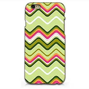 Supertrampshop - Chevron Pattern - Cover Iphone 6 Full Protection Durable Hard Plastic Case