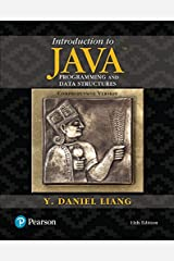 Introduction to Java Programming and Data Structures, Comprehensive Version (11th Edition) Paperback