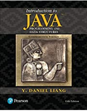 Introduction to Java Programming and Data Structures, Comprehensive Version (11th Edition)