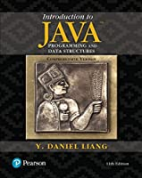 Introduction to Java Programming and Data Structures, Comprehensive Version, 11th Edition Front Cover