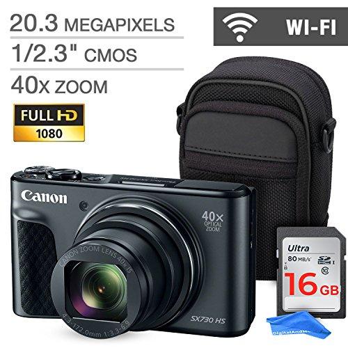 Canon PowerShot SX730 HS Digital Camera COMPLETE Kit