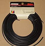 """Gemini RG100 Video 100 Feet Coaxial Cable, 75 Ohm TV Cable Without """"F"""" Connectors"""