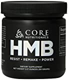 Core Nutritionals Hmb Dietary Supplement, 90 Gram by Core Nutritionals