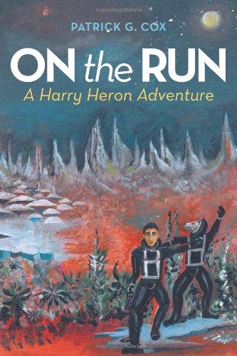 On the Run (Harry Heron Adventure, #4)