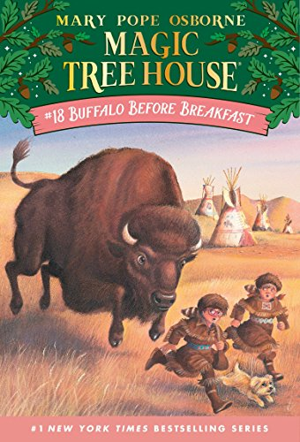 (Buffalo Before Breakfast (Magic Tree House)