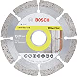 Bosch 2608603674-000, Disco Diamantado Standard - Segmentado, Cinza, 105 mm