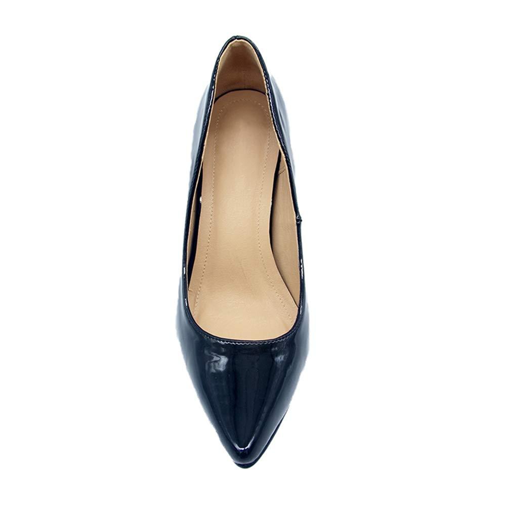 Reenshiny Reenshiny Reenshiny Autumn Office Damen Kleid Schuhe High Heel Schuhe Slip On Damen Formelle Schuhe a87a7c