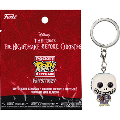 Barrel: The Nightmare Before Christmas x Funko Mystery Pocket POP! Mini-Figural Keychain [24316]