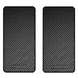 Ganvol 2 Pack Premium Anti-Slip Car Dash Sticky Pads 5.3 x 2.7 in
