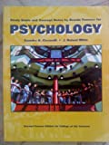 PSYCHOLOGY and STUDY GUIDE PKG, Ciccarelli and Ciccarelli, Saundra K., 0205707092
