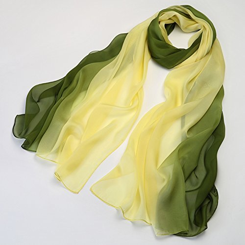 (Mulberry silk scarf, scarf, spring and autumn scarf,The wizard of)