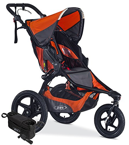 - BOB Revolution Pro Jogging Stroller Bundle, Canyon