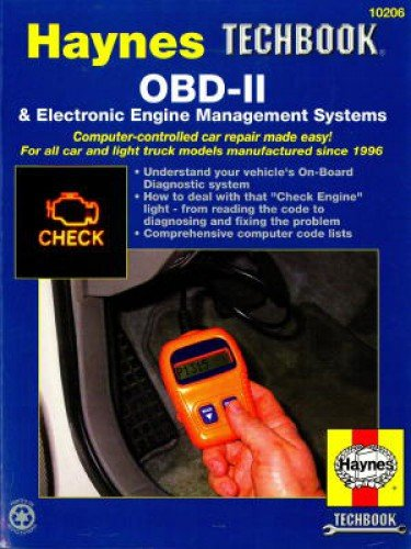H10206 Haynes OBD-II Electronic Engine Management Systems (Electronic Engine Management Systems)