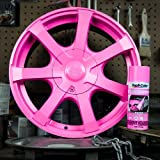 neon automotive paint - Dupli-Color ECWRC8650 Custom Wrap Neon Dynamic Pink