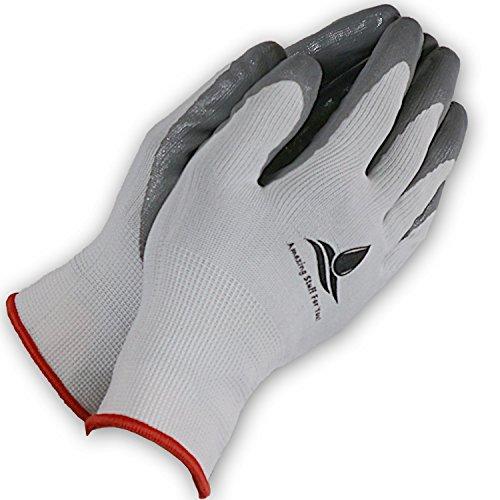 Garden Gloves for Women and Men - (2 pairs per...