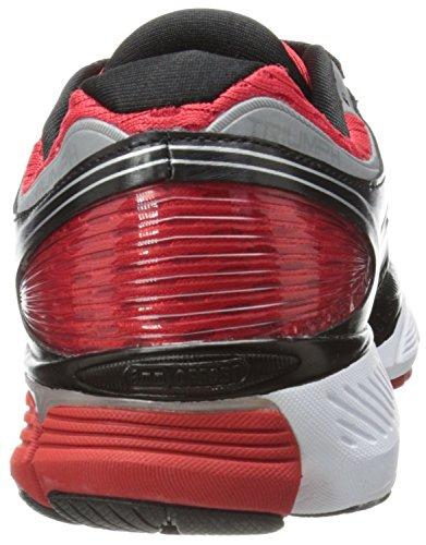 Scarpe Da Corsa Saucony Uomo Triumph Iso Nero / Rosso