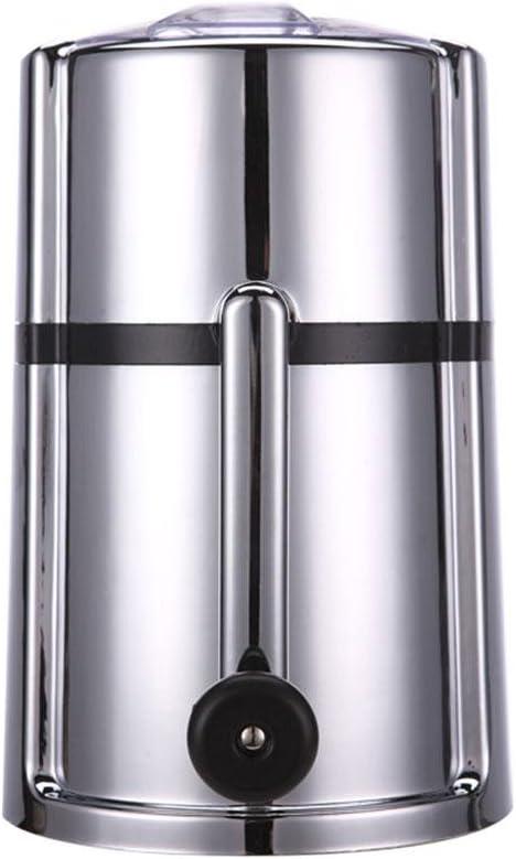Compra dewdropy Congelador Triturador De Hielo De Plástico Manual ...