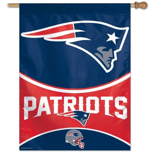 新しいEngland Patriots垂直バナー国旗   B008RDP6G0, 南会津郡 507d9434