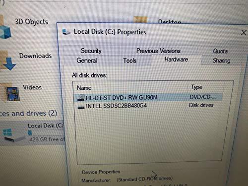 Dell Rugged Extreme 7404 Business TOUCH Screen WorkStation PC (Intel Core i5-4310U, 8GB Ram, 256GB Ram, Camera, WIFI) Win 10 Pro (Renewed)