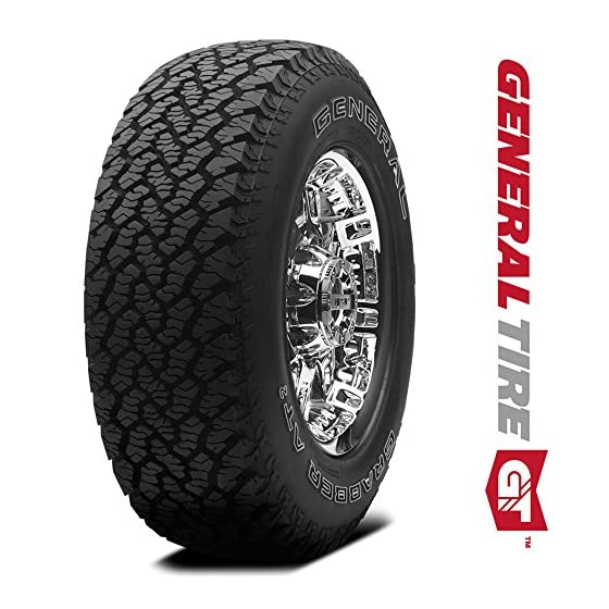 General Grabber AT2 Radial Tire – 225/70R15 100S