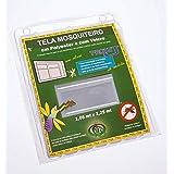 Tela Mosquiteiro Com Velcro Protej Branca