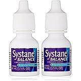 SYSTANE BALANCE Lubricant Eye Drops, Twin Pack, 10-mL Each