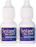 Systane Balance Lubricant Eye Drops, Restorative Formula, Two 10 Ml, 1/3 Fl.Ounce