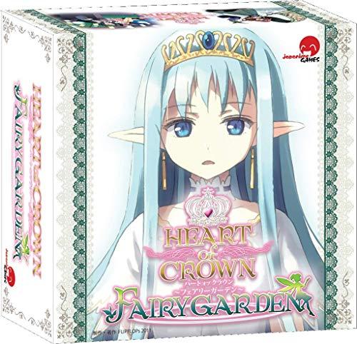 - Heart of Crown: Fairy Garden