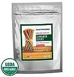 Organic Cinnamon Sticks Ceylon 3.5 oz Fairtrade, Freshly Harvested in Ceylon w/E-BOOK Review