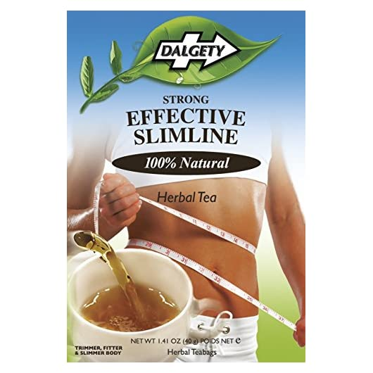 Dalgety Effective Slimline Herbal Tea (18 Tea Bags) (Pack of 6)