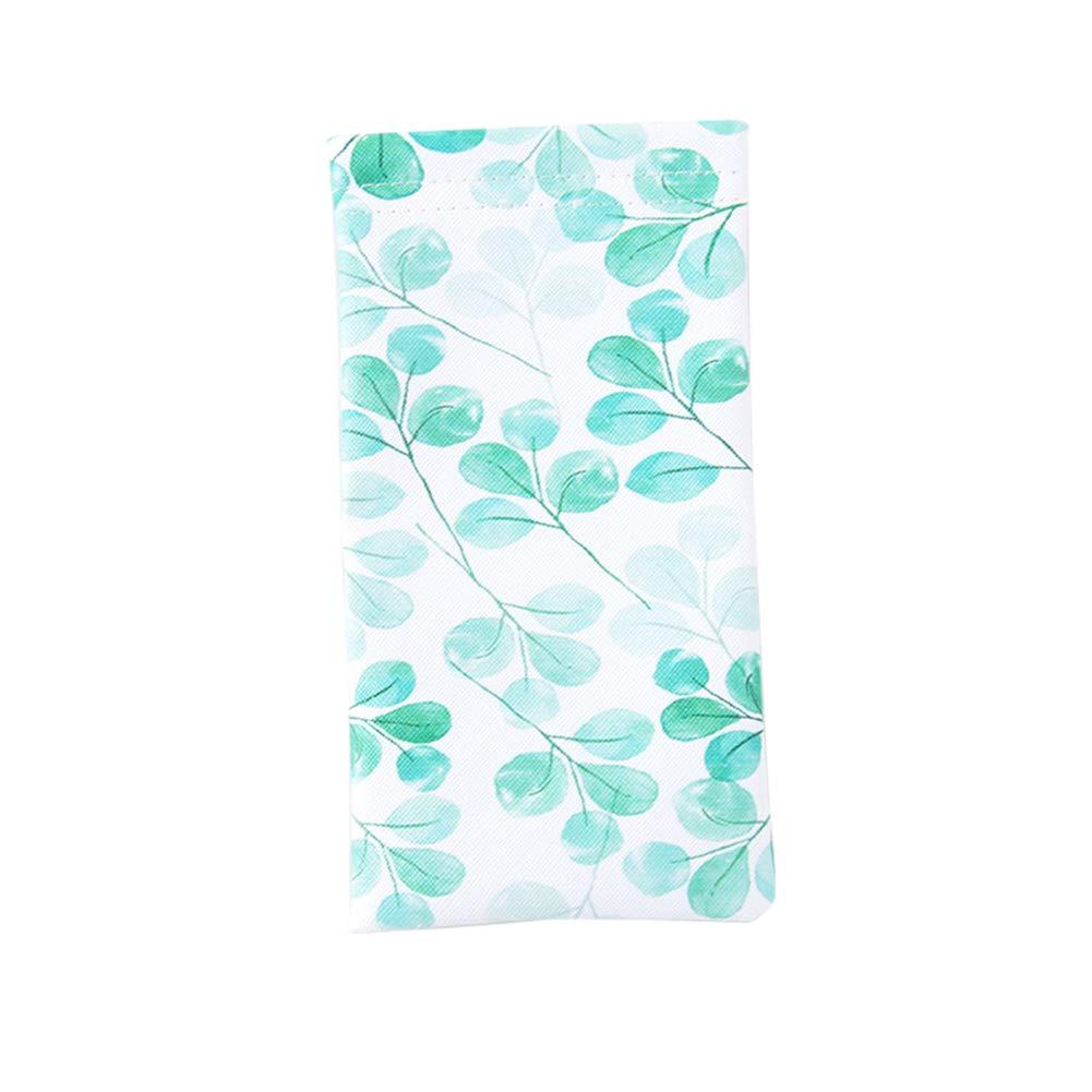 18 * 9cm Mackur creative PU borse di stoccaggio morbido sacco custodia per occhiali da sole per viaggio 1PIECE 1 PU