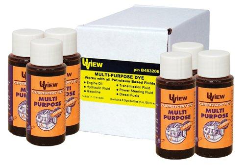 Power Steering Dye (Uview B483206 Multi-Purpose Dye)