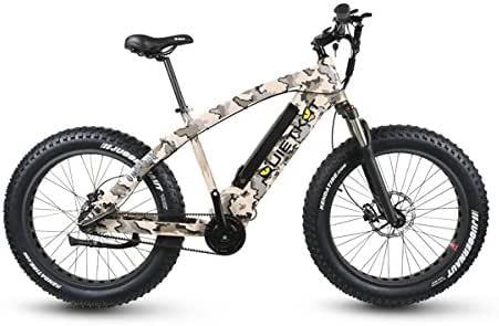 Amazon.com : QuietKat 1000W 3 Speed Motorized FatKat Bike