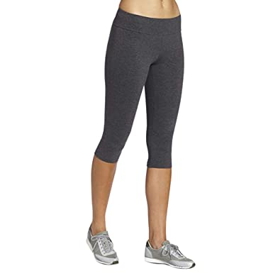 Pantalon Fitness para Mujer Cintura Alta Elástica de Color Sólido ...