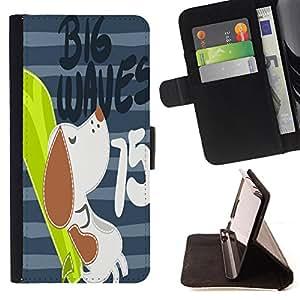 King Case - FOR Apple Iphone 4 / 4S - Union is strength - Prima caja de la PU billetera de cuero con ranuras para tarjetas, efectivo Compartimiento desmontable y correa para la mu?eca
