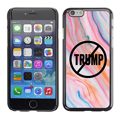 Print Motif Coque de protection Case Cover // Q04110521 Jamais trump marbre // Apple iPhone 6 PLUS 5.5""