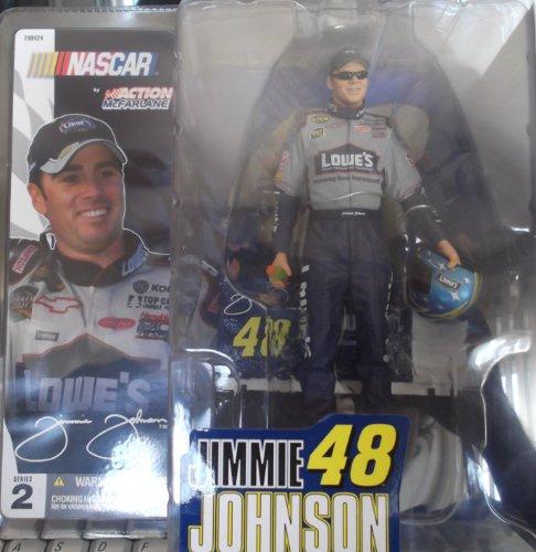Mcfarlane Series 2 NASCAR Jimmie Johnson Sunglasses - Jimmie Sunglasses