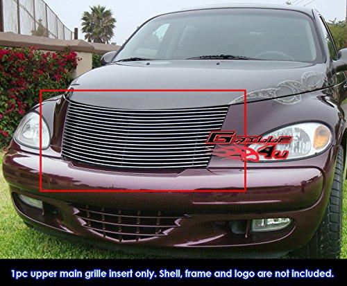 For 2000-2005 Chrysler PT Cruiser Billet Grille Grill Insert (Cruiser Billet Pt Grill)