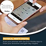 EVO Planner Daily Journal Non Dated Weekly