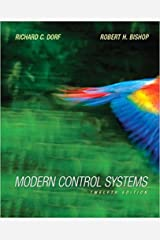 Modern Control Systems (12th Edition) Hardcover