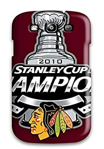 New Style hockey nhl chicago blackhawks hh NHL Sports & Colleges fashionable Samsung Galaxy S3 cases