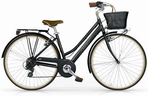 Mbm Boulevard Woman Bicycle 28 H46 18S Trekking City Bike ...