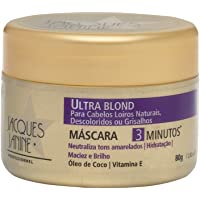 Mascara Matizadora Ultra Blond 80g, Jacques Janine