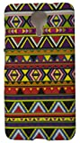 Emartbuy Ultra Slim Gel Skin Case Back Cover Multicolored Aztec for Micromax Canvas Xpress 2