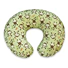 Boppy Pillow Slipcover, Classic Monkey Business/Green