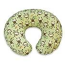 Boppy Pillow Slipcover, Classic Monkey Business/Green