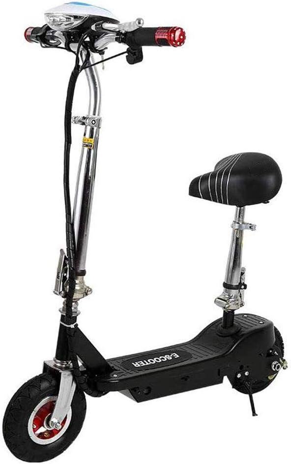 Rxrenxia Bicicleta Plegable Eléctrica, De Aleación De Aluminio-Dos Ruedas Mini Pedal del Coche Eléctrico Portátil De Viaje Plegable De La Batería De Coche Eléctrico De La Bici para El Adulto