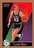 1990 SkyBox Larry Bird Card #14